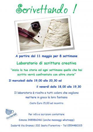 Laboratorio di scrittura creativa a Sesto Fiorentino